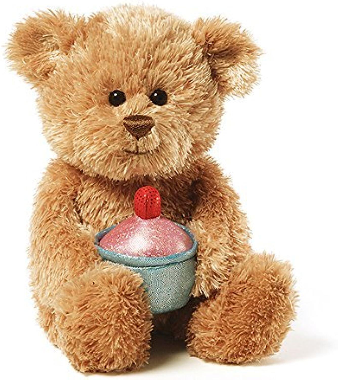 Gund Cupcake Bear Plush by GUND