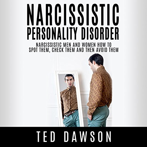 Narcissistic Personality Disorder cover art