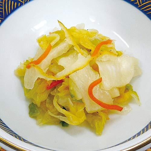 ゆず白菜漬 300g (固形300g) 22330