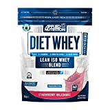 Applied Nutrition Diet Whey Protein Powder, High Protein, Low Carb, Low Sugar, Weight
