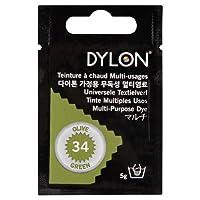 DYLON マルチ (衣類・繊維用染料) 5g col.34 オリーブグリーン [日本正規品]