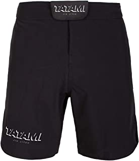 Tatami Fightwear Shadow Fight Shorts Men's Pantalone Cortos Hombre BJJ MMA Boxeo Grappling Fitness No Gi Kickboxing