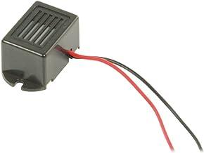 Fixapart BZ-14 Wired siren grijs sirene - sirene (Wired siren, 78 dB, grijs, 30 mA, 32 x 19 x 14 mm, 8 g)