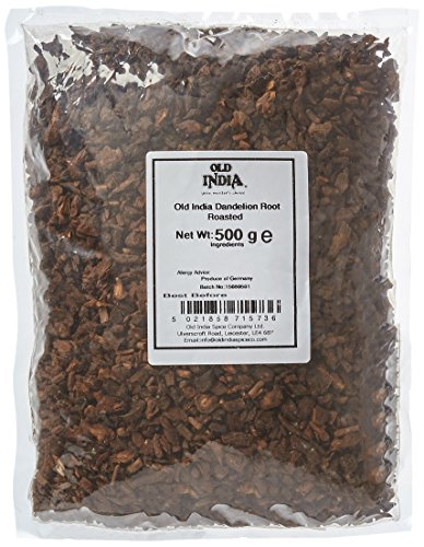 Old India Dandelion Root Roasted 500 g