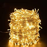 Easy to Use- 20 Meter Wire with 72 LED Power Pixel bulbs,Its Heavy Duty Led Pixel Light Bulb.Other Brands Are Selling Low Quality Rice String Lights. Indoor and outdoor use: Great for decorators & DIY crafters. Light up weddings, parties, camping,chr...