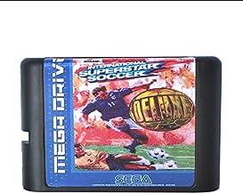 Linker Wish 16 Bit Sega MD Game International Superstar Soccer Deluxe 16 bit MD Game Card For Sega Mega Drive For Genesis