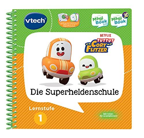 Vtech 80-462504 Lernbuchsystem, Mehrfarbig