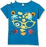 Camiseta Punto Manga Abierta NIÑA Azul Wild Side
