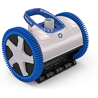 Hayward W3PHS21CST Aquanaut 200 Suction Side Pool Cleaner, 2WD