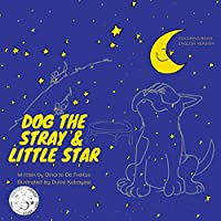 Dog the Stray and Little Star (Coloring Book)