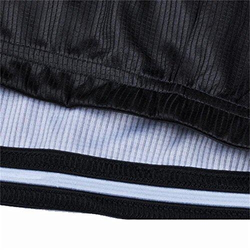 logas Männer Fahrrad-Club Cycling Team Bekleidung Jersey Shirts Kurze Hosen Set Sportbekleidung - 5