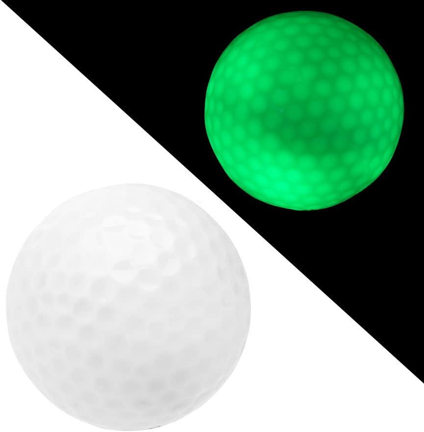 Night Flyer Golf Light Up Ball LED Visibility Max 40% OFF Green Mesa Mall High