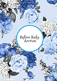 Before Baby Arrives: Daily Countdown to Motherhood| Day To Day Guide From Conception to Childbirth | Baby on the way Memory Book for Childbirth Preparation Journal & Announcement For Woman, Dad & Mum.