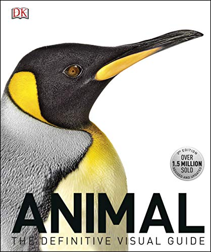Animal: The Definitive Visual Guide (English Edition)