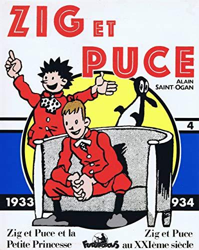 Zig et Puce, volume 4 : 1933-1934