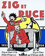 Zig et Puce, volume 4 : 1933-1934 d'Alain Saint-Ogan