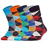 Stynice Bunte Socken Herren 4