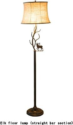 Lámparas de Pie Prime Americana Lámpara de la sala de estar con la ...