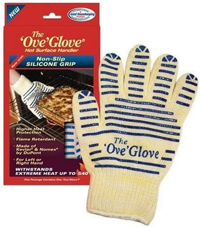 Ove Glove Oven Mitt AS SEEN ON TV TELEVISION product image