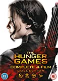 Hunger Games: Complete 4-Film Collection (4 Dvd) [Edizione: Regno Unito] [Reino Unido]