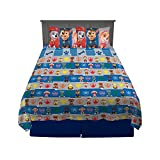 Franco Kids Bedding Super Soft Sheet Set, 4 Piece Full Size, Paw Patrol