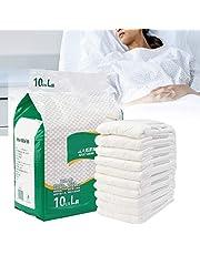 Ademende luiers voor volwassenen Pasvorm All-in-One Slips Pack L-maat Snelle wateropname Absorptie Urinemat Luiers voor volwassenen voor mannen en vrouwen voor oudere moeders