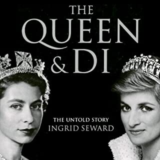 The Queen and Di cover art