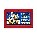 Clickn Kids Tablet 2 - RED