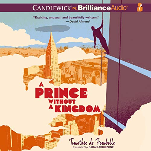 A Prince Without a Kingdom audiobook cover art