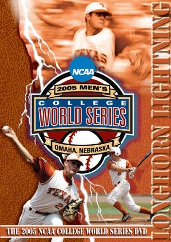 NCAA Texas Longhorns 2005 – Giacca College World Series DVD