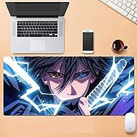 ナルトゲーミングマウスパッド、大型マウスパッド、長方形の滑り止めラバーマウスパッド、eスポーツ、特大マウスパッド、ゲーミングラップトップPC900*400*3mm-E_700*300*3MM