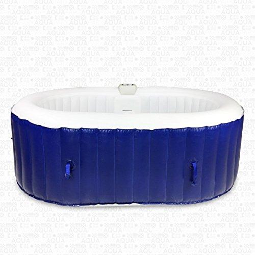 AQUAPARX Whirlpool Ap de 550spa * Redondo Diámetro 190 cm * Pool ...