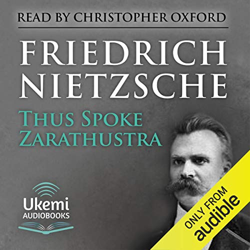 Thus Spoke Zarathustra Titelbild