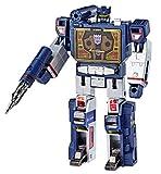 Transformers Vintage G1 Exclusive Decepticon Soundwave with Buzzsaw Cassette (Reissue)