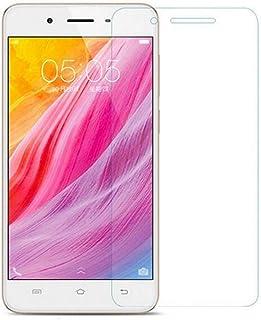 強化ガラス for Vivo Y55,Luckyandery [強化ガラス] 強化ガラススクリーン, 抗划伤, Bubble Free For Vivo Y55,1 Pack