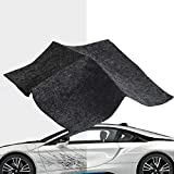 Dualshine Car Scratch Remover Cloth, Magic Scratch Removal- 1 Pack with Accessories, Car Scratch Repair Kit for Repairing Car Scratches and Light Scratches Remover Scuffs on Surface