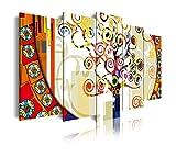 DekoArte 82 - Cuadros Modernos Impresión de Imagen Artística Digitalizada   Lienzo...