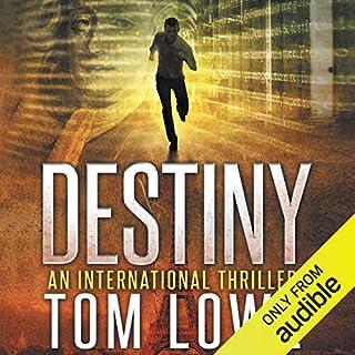 Destiny audiobook cover art