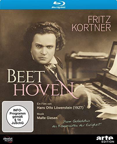 Beethoven (1927) (Das Leben des Beethoven) [Blu-ray]