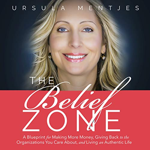 The Belief Zone audiobook cover art