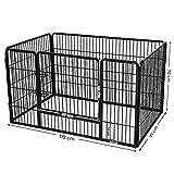 Zoom IMG-2 feandrea recinto recinzione per cani