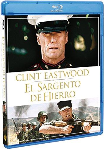 El Sargento De Hierro Blu-Ray Blu-ray