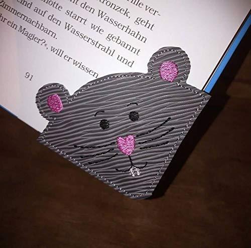 Leszeichen Leseecke Maus