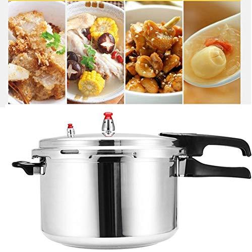 Kiods snelkookpan voor thuis 3 l snelkookpan keuken zilver aluminiumlegering snelkookpan soepen keukengerei camping outdoor
