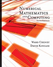 Best numerical mathematics and computing solutions Reviews