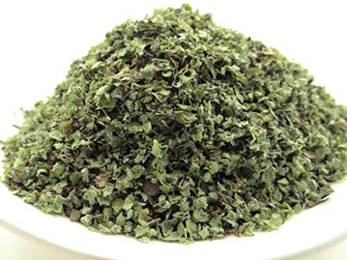 pikantum Majoran gerebelt   500g   Thüringer Gartenware   Spitzenqualität   besonders aromatisch