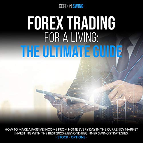 Forex Trading for a Living cover art