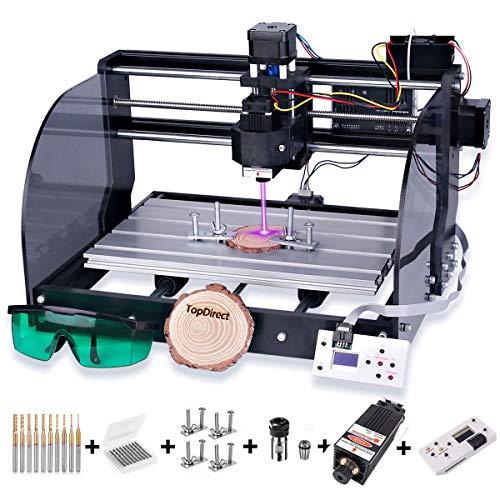 Máquina de grabado CNC 3018 Pro-M