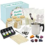 Full Beginners Soy Candle Making Kit