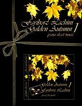 Golden Autumn 1 Piano Sheet Music: Original Solo Piano Pieces